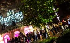 Burgtheater Party Night 1.10.2016