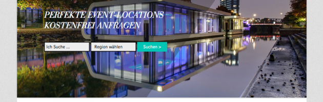 Neuer Location-Partner Event Inc