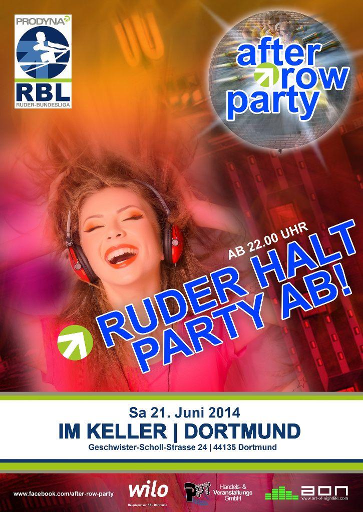 Rbl After Row Party Dortmund Art Of Nightlife